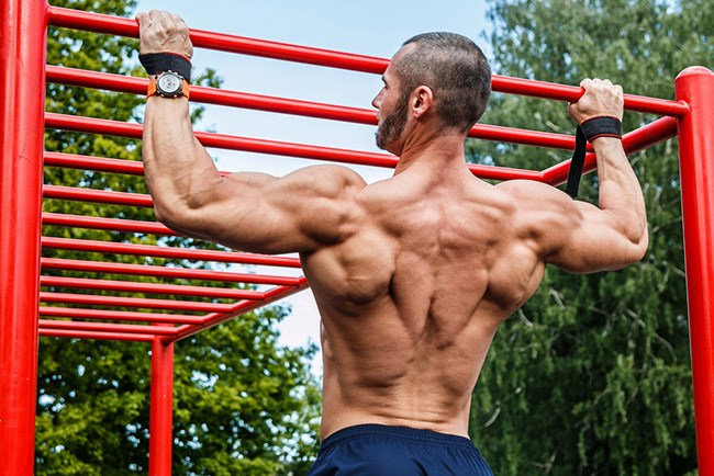 traditional pull-up