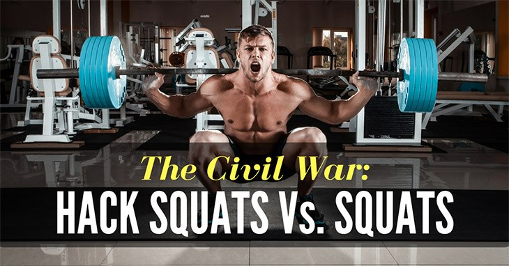 Hack Squat vs Squat